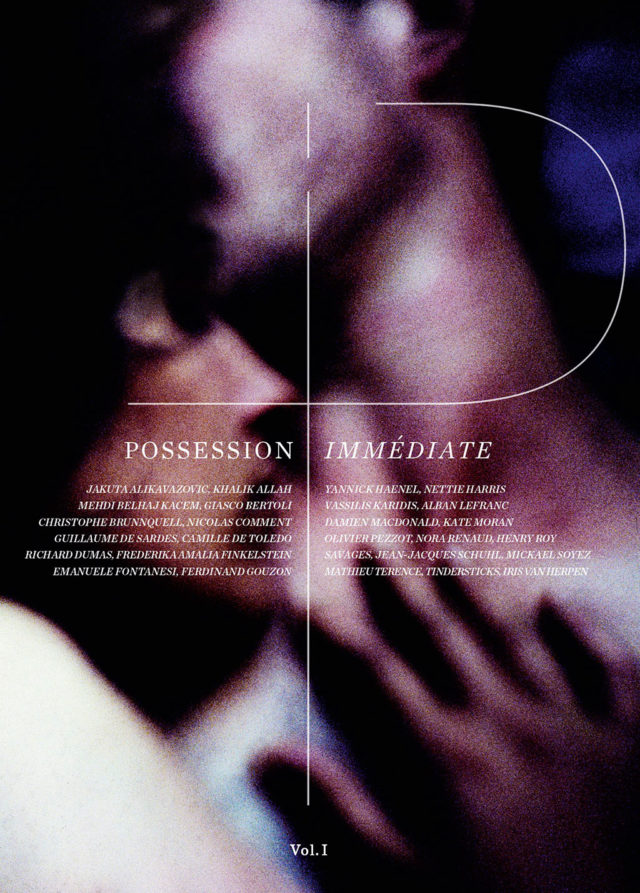 Possession Immédiate – Vol. 1 – cover