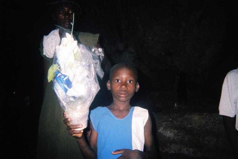 Haitian Vodou de Paul Kiatkowski