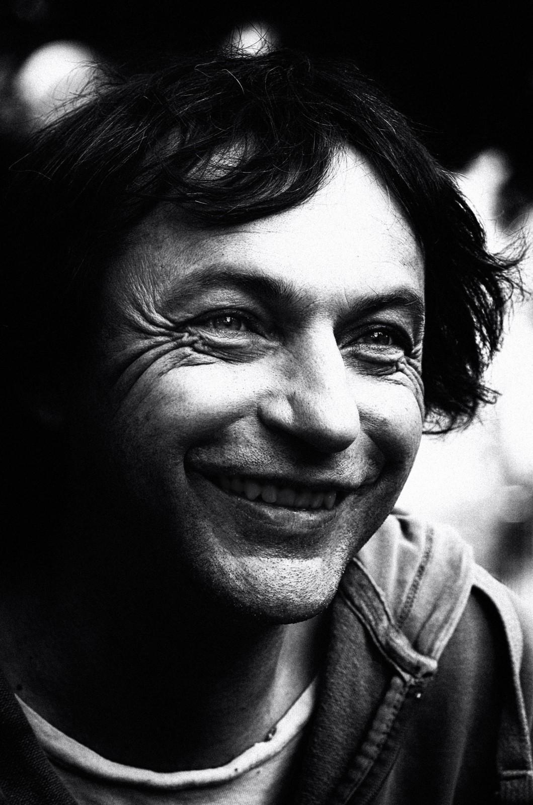 Mehdi Belhaj Kacem photographié par Gilles Pandel