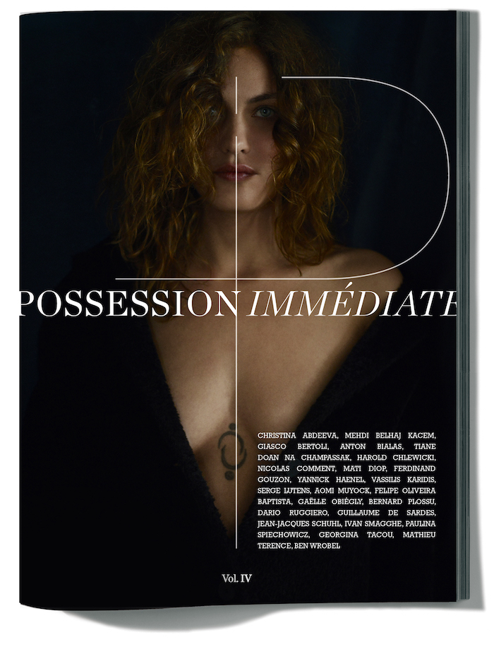 Possession Immédiate volume 4 – couverture