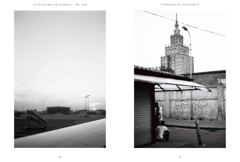 Photographies de Guillaume de Sarde, By air