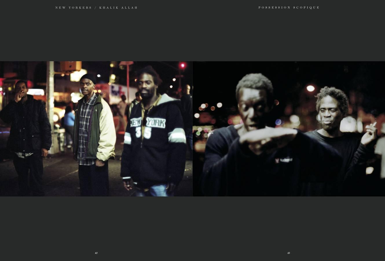 Photographies de Khalik Allah, New yorkers