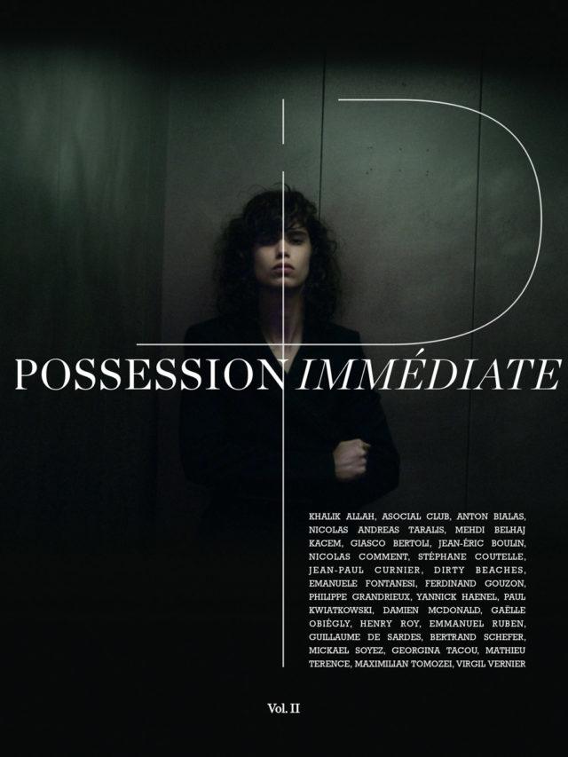Possession Immédiate - volume 2 - Couverture