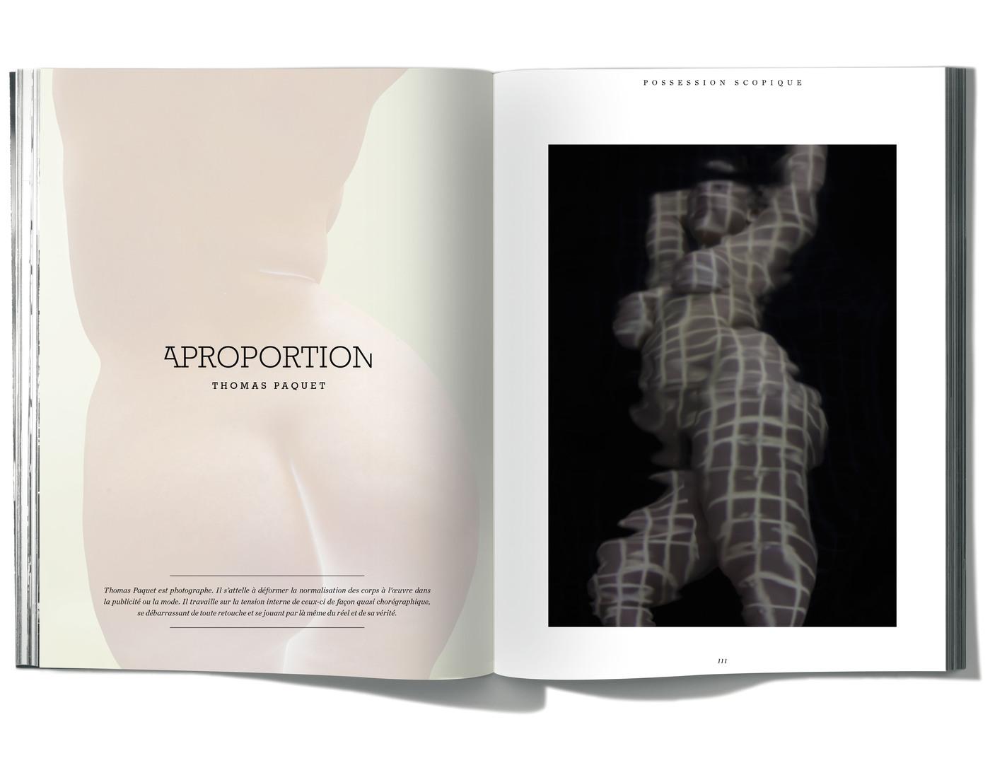 Photographies de Thomas Paquet, Aproportion