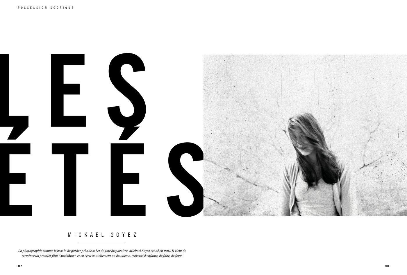 Possession Immédiate Volume 5 - Photographies de Mickael Soyez, Les Étés