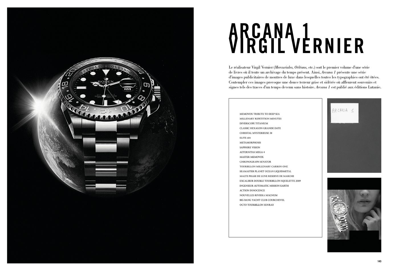 Possession Immédiate Volume 5 - Livre de Virgil Vernier, Arcana 1